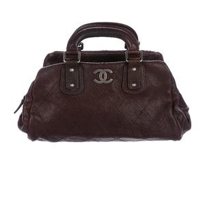 Chanel small outdoor Ligne bowler